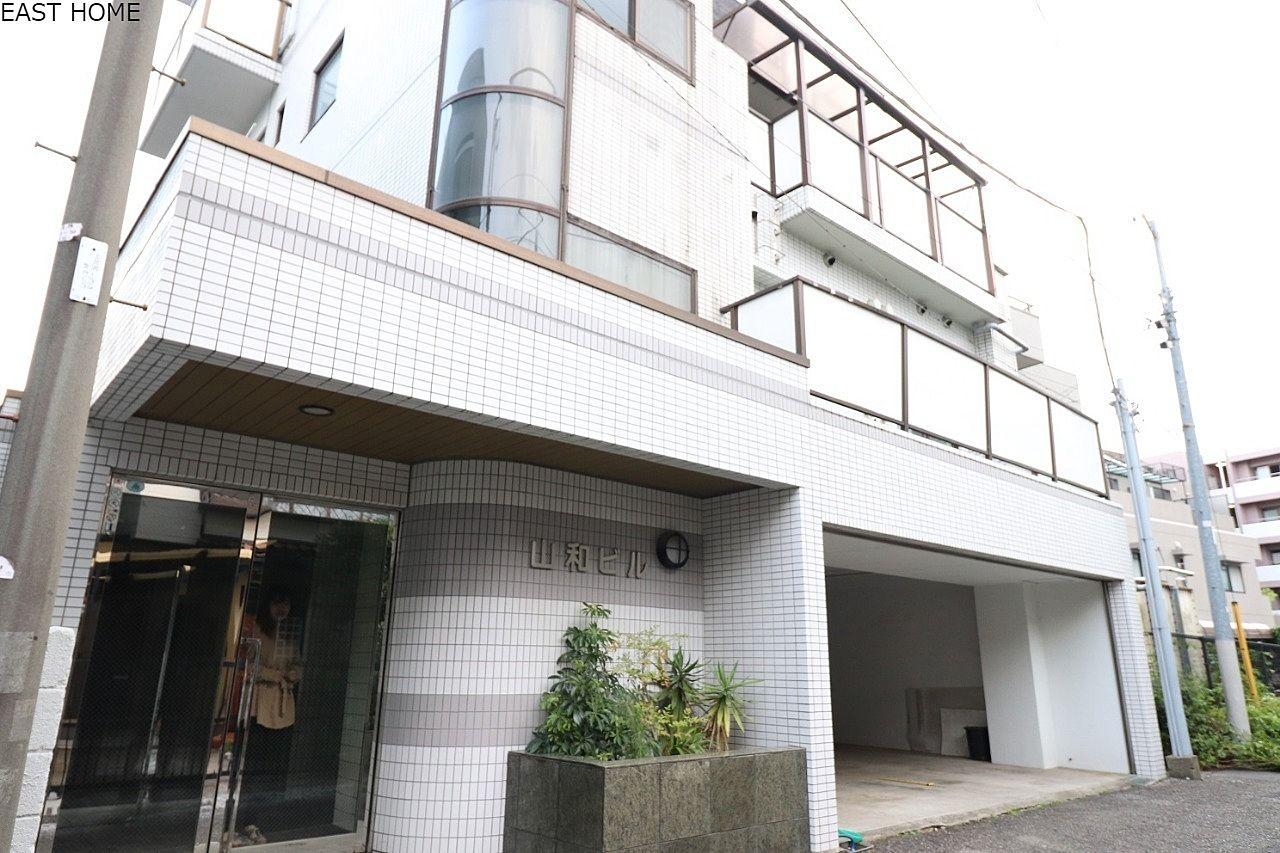 八幡山駅から5分のペット飼育可物件、山和ビルです。とにかく開放感のあるお部屋がポイントです。